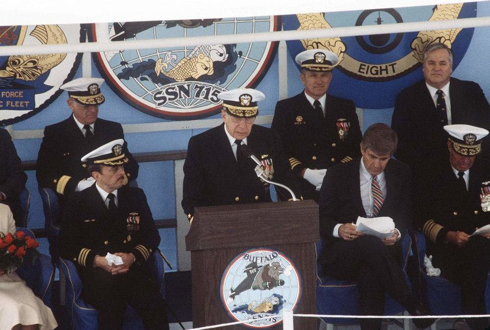 Kemp USS Buffalo