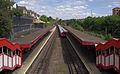 Kensal Green station MMB 11 1972 Stock.jpg