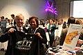 Kent Logsdon presents a Philadelphia Eagles T-shirt, March 2018.jpg