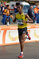 Ketema Behailu 2014 Paris Marathon t101614.jpg