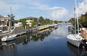 Key Largo, Florida - Key Largo harbor