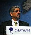Khalid Malik at Chatham House 2013.jpg
