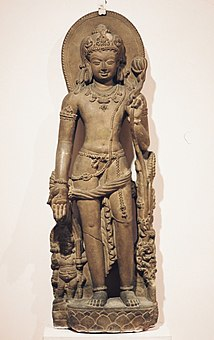 Buddhist deity embodying compassion