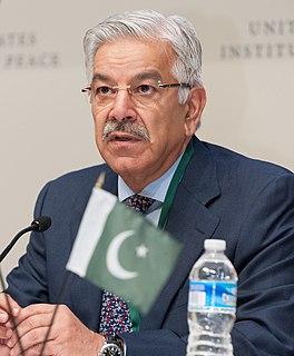 Khawaja Muhammad Asif Pakistani politician