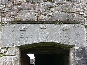 Kilchurn Castle - Image: Kilchurn Castle (Scotland) 09