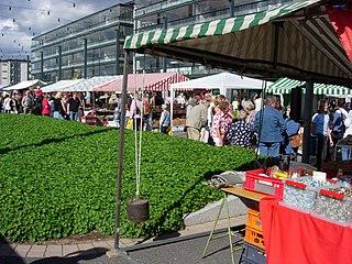 Raisio Town in Southwest Finland, Finland
