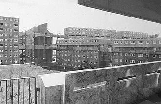 Killingworth - Image: Killingworth 1970's