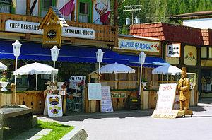 Kimberley, British Columbia - Kimberley Platzl