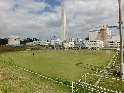 Picture of 金武火力発電所