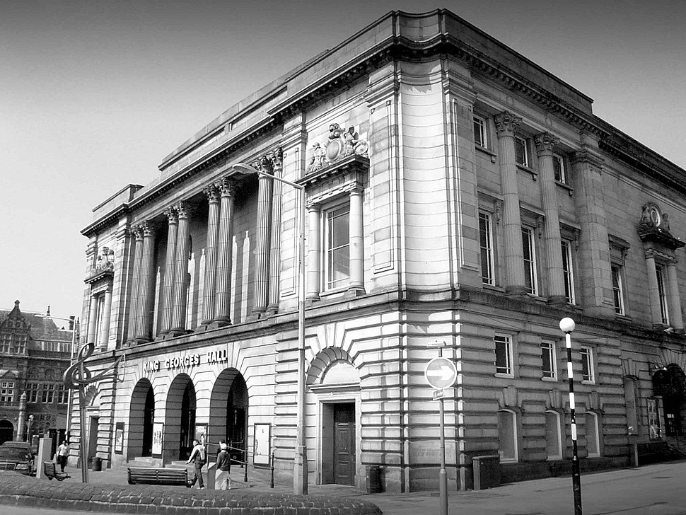 King George's Hall, Blackburn, Lancashire