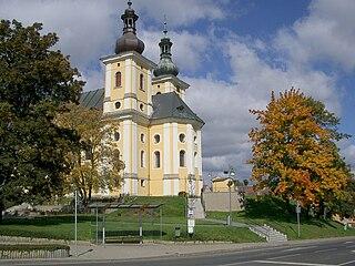 Kynšperk nad Ohří Town in Karlovy Vary, Czech Republic