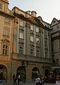 Klášter servitů (Staré Město), Praha 1, Staroměstské nám. 27, Staré Město.JPG