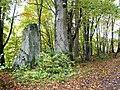 Kleindenkmal, König Wilhelm Stein, 1916, zum 25-jährigen Thonjubiläum von König Wilhem II (1848-1921) - panoramio.jpg