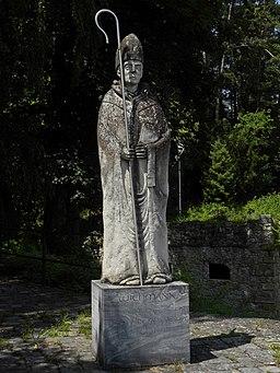 Kloster Gleiß - Wichmann von Seeburg-Erzbischof von Magdeburg