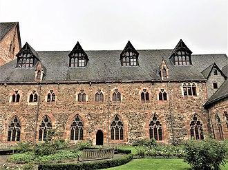 Haina - Image: Kloster Haina, Kapitelsaalflügel