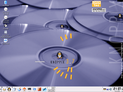 Knoppix (Linux)