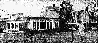 Semon Knudsen - Knudsen's longtime home in Birmingham, Michigan
