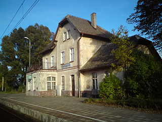 Kołodziejewo Village in Kuyavian-Pomeranian Voivodeship, Poland