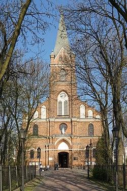 Kościół Niepokalanego Poczęcia NMP w Markach.jpg