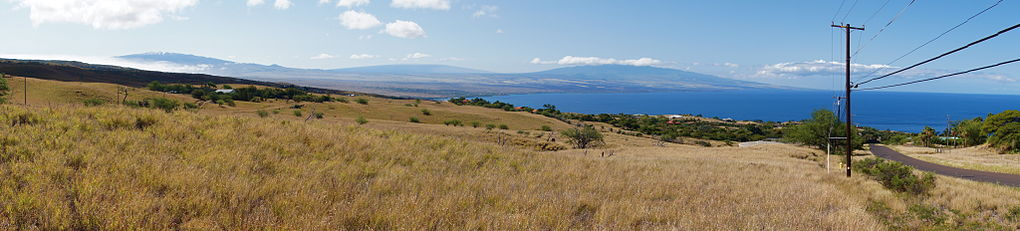 1020px Kohala Coast And Three Volcanoes