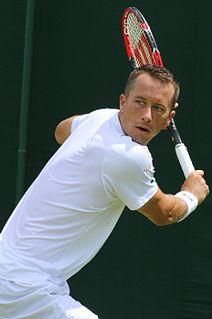 Philipp Kohlschreiber German tennis player