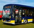 Konectbus bus 412 (YJ09 MHY) 2009 Optare Tempo, Showbus 2009.jpg