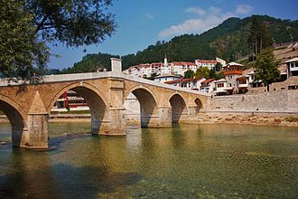 Konjic - Konjic bridge