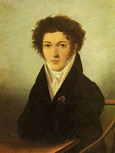 Portrait by unknown artist, 1810's