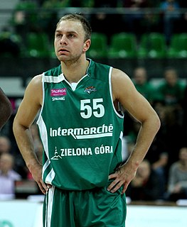 Polish basketball player