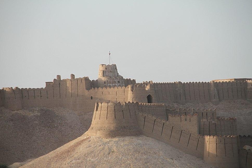 Kot Diji Fort by smn121-2