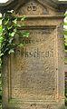 Kouřim, židovský hřbitov, stéla (001).jpg