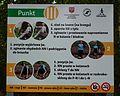 Kowanowko forests, gm. Oborniki (plaque).JPG