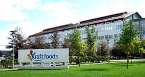 Kraft Foods Inc. - Kraft Foods in Lithuania