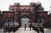 Kriegsverbrechergefängnis Spandau - Wachablösung