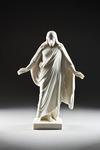 Kristusfigur. Gustavsberg - Hallwylska museet - 87102.tif