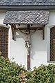 Krumpendorf Pirk Filialkirche hl Ulrich Kruzifix 28092015 1562.jpg