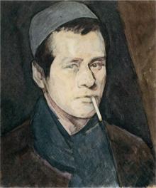 KuboKatsuhiko-Self-Portrait.png
