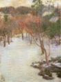 KurodaSeiki-1905-Snow in Garden.png