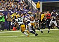 Kyle Rudolph runs ball vs Packers.jpg