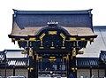 Kyoto Nishi Hongan-ji Tor zur Amida-Halle 3.jpg