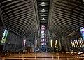 L'interno della chiesa nostra Signora di Lourds.jpg