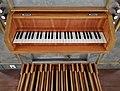 Löffelsterz (Schonungen), St. Ägidius, Orgel (05).jpg