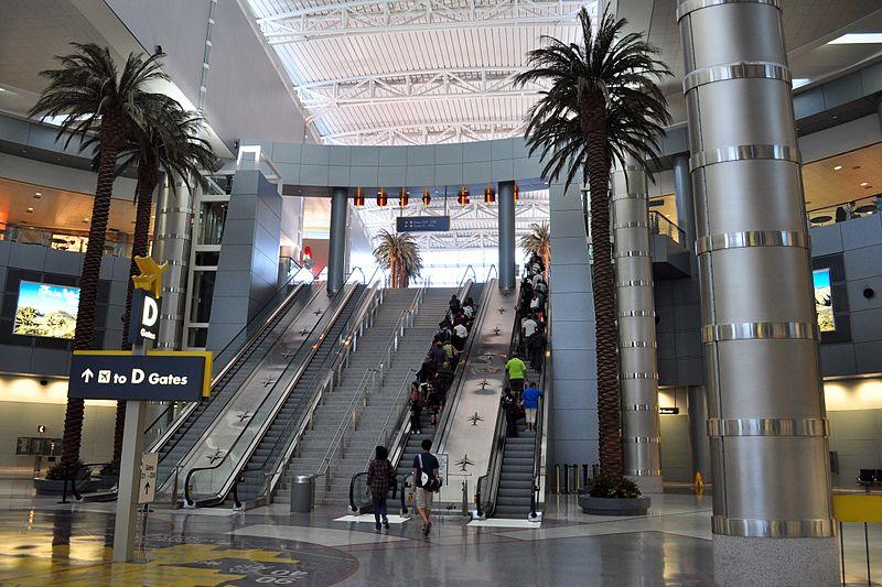Aeroporto de Las Vegas, Califórnia.