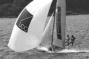 12ft Skiff - 12 foot skiff in Sydney Harbour