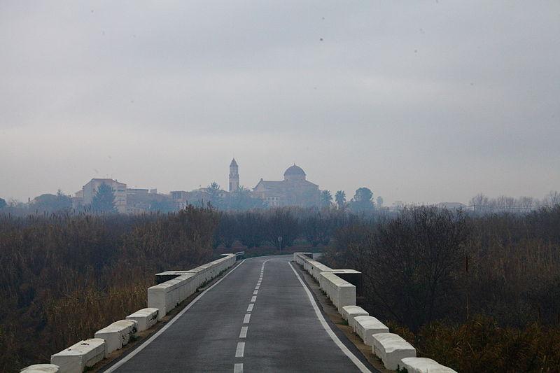 Pont sobre el riu Francolí (la Masó)