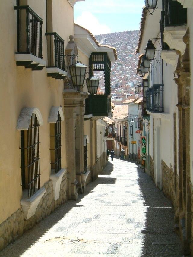 La Paz-Calle Jaen