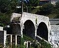 La Voulte-sur-Rhône - pont en ruine sur la route de Celles.JPG