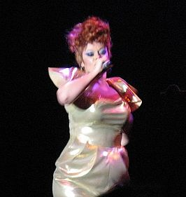 Lady Miss Kier in 2008