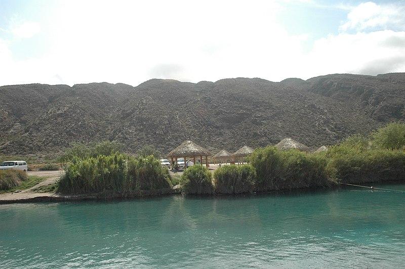 Áreas de camping no México