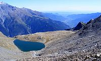 Lago della Vecchia Alpi Cozie.jpg